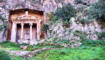 fethiye-tatil-rehberi-amintas-kral-mezarları